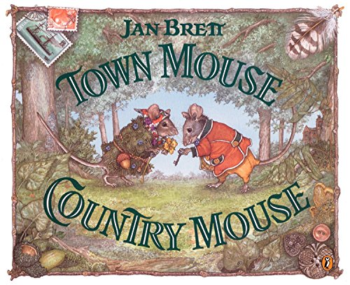 9780698119864: Town Mouse, Country Mouse