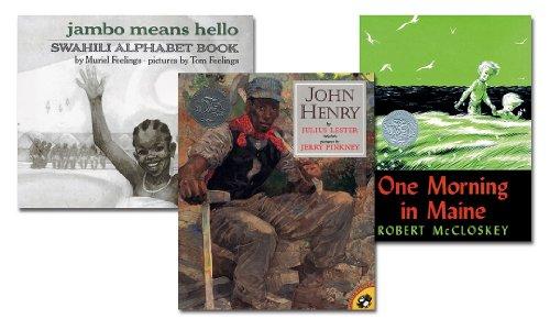 9780698131286: Caldecott Honor Books
