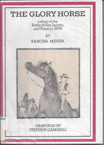 The Glory Horse a Story of the Battle of San Jacinto, and Texas in 1836: Maher, Ramona