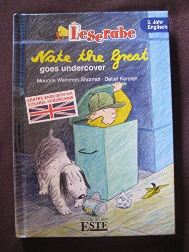 9780698202955: Nate the Great goes undercover (A Break-of-day book)