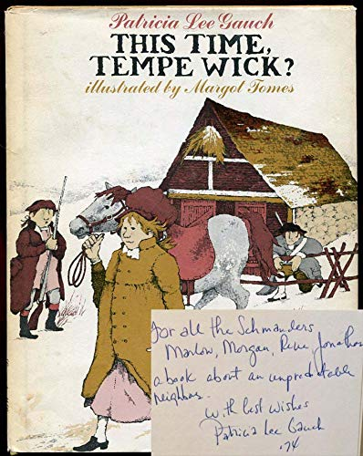 9780698203006: This time, Tempe Wick?