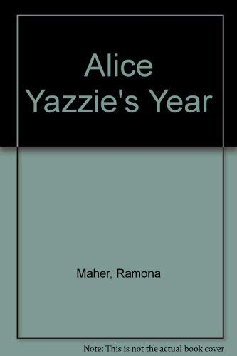 9780698204324: Alice Yazzies Year
