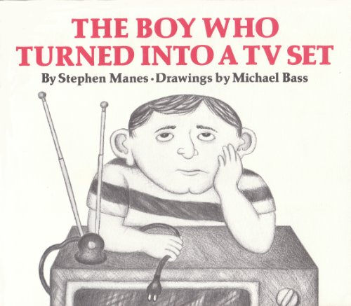 9780698204911: Boy Who Turned In Tv