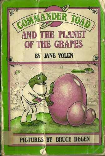 Command Toad Planetpa (Commander Toad) (0698205405) by Jane Yolen