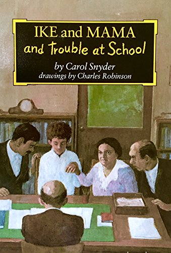 9780698205703: Ike and Mama and Trouble at School