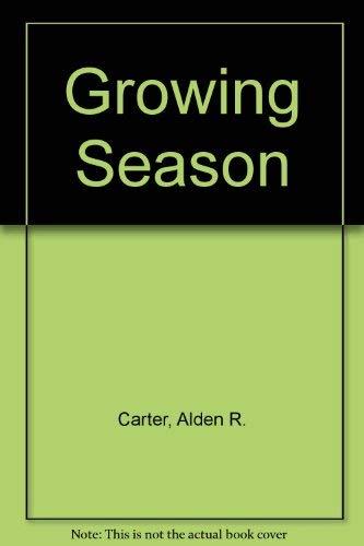 9780698205994: Growing Season