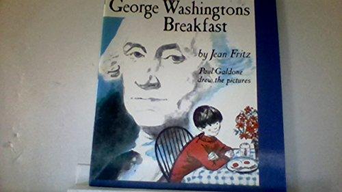 9780698206168: George Washington's Breakfast