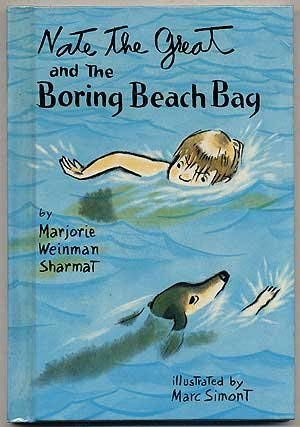 9780698206311: Nate the Great and the Boring Beach Bag