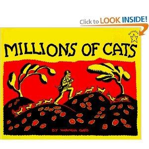 Millions Of Cats: Gag, Wanda