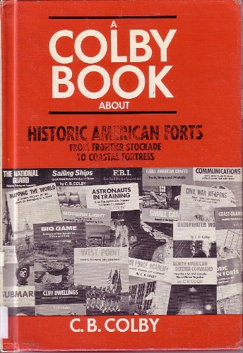 9780698301894: Historic American Forts from Frontier Stockade to