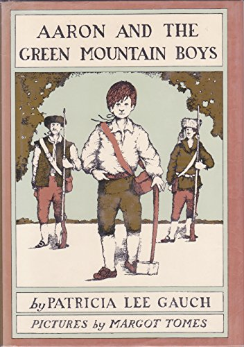 9780698304239: Aaron and the Green Mountain Boys