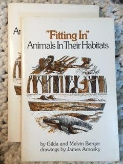 9780698306066: 'Fitting In': Animals in Their Habitats
