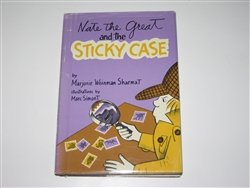 9780698306974: Nate Great Sticky Gb (A Break-of-day book)