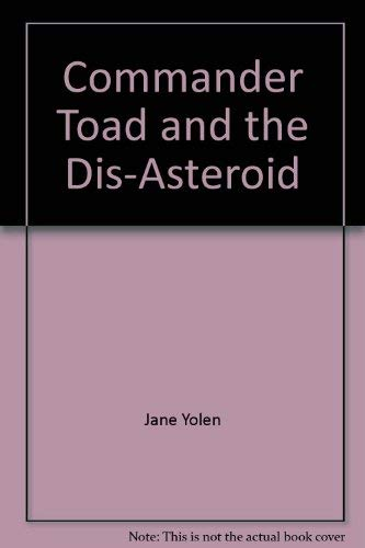 Commander Toad Dia Gb (0698307445) by Jane Yolen