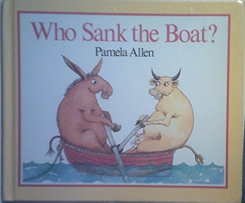 9780698307551: Who Sank the Boat?