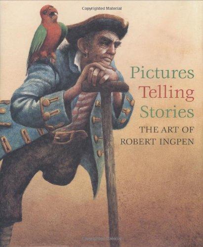 9780698400115: Pictures Telling Stories: The Art of Robert Ingpen