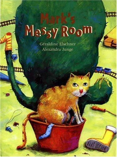 9780698400474: Mark's Messy Room