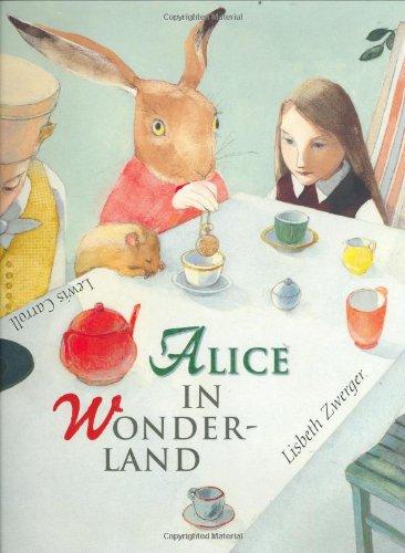 Alice in Wonderland: Lewis Carroll, Lisbeth