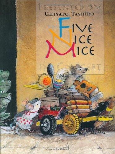 Five Nice Mice: Tashiro, Chisato