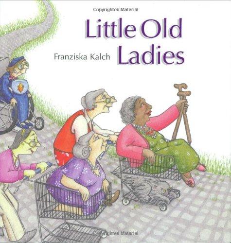 9780698400870: Little Old Ladies