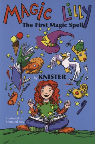 9780698400924: Magic Lilly & The First Magic Spell