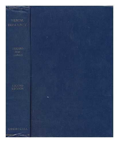 Mental Deficiency: Hilliard, L.T., Kirman,