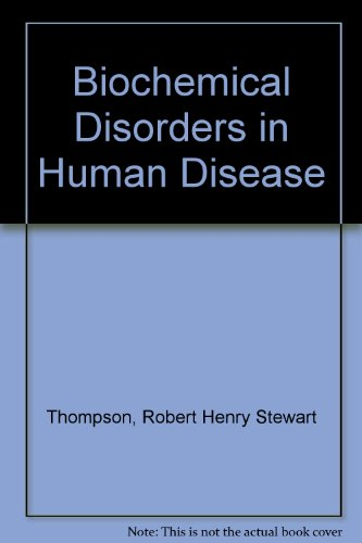9780700014392: Biochemical Disorders in Human Disease