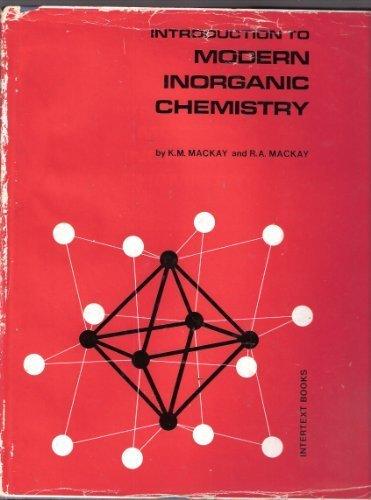 9780700200511: Introduction to Modern Inorganic Chemistry