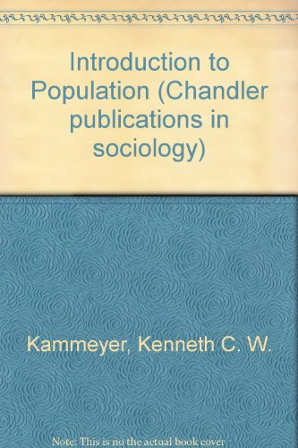 9780700201723: Introduction to Population