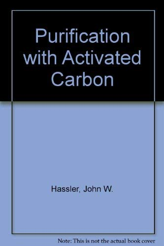 9780700202287: Purification with Activated Carbon