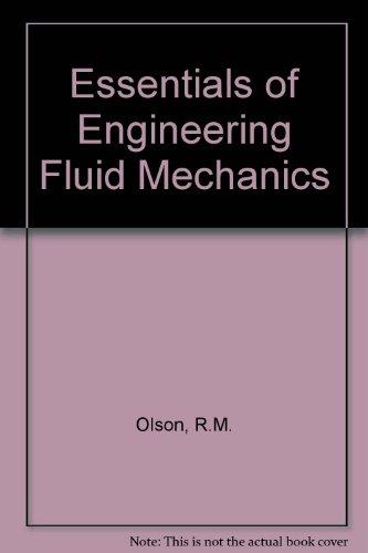 9780700220793: Essentials of Engineering Fluid Mechanics