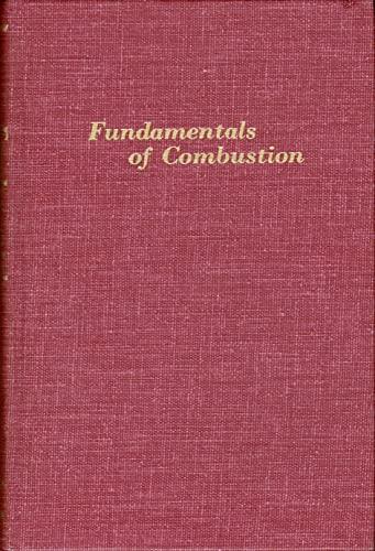 9780700221516: Fundamentals of Combustion