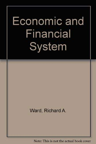 9780700222544: Economic and Financial System (International's series in economics)