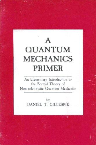9780700222902: Quantum Mechanics Primer