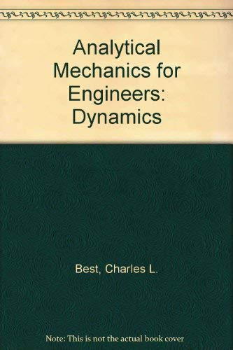 9780700223053: Analytical Mechanics for Engineers: Dynamics