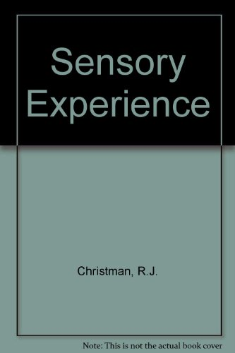 9780700223565: Sensory experience (The Intext series in psychology)