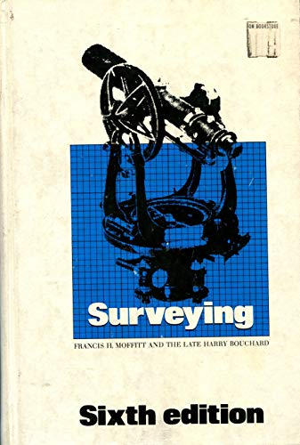 9780700224722: Surveying (The Intext Educational Publishers series in civil engineering)