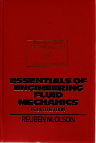 9780700225323: Essentials of engineering fluid mechanics