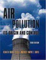 9780700225347: Air Pollution: Its Origin and Control