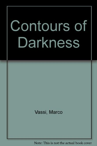 9780700410019: Contours of Darkness