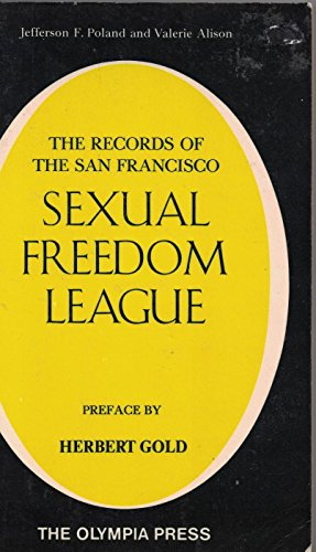 9780700413201: Records of the San Francisco Sexual Freedom League