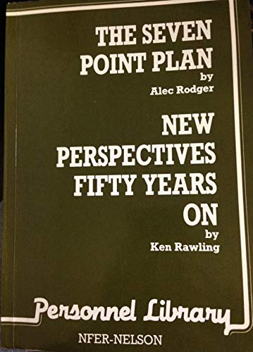 The Seven Point Plan/New Perspectives Fifth Years: Rodger, Alec, Rawling,