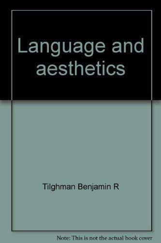 9780700601042: Language and aesthetics;: Contributions to the philosophy of art