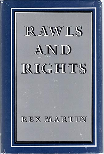 9780700602667: Rawls and Rights