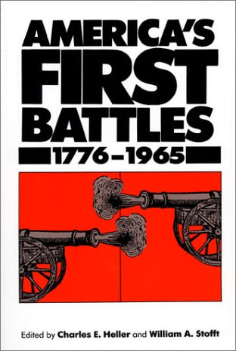 9780700602773: America's First Battles, 1776-1965
