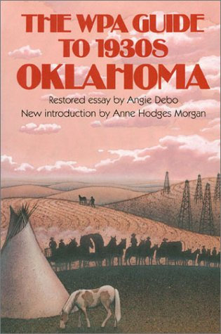 9780700602940: The WPA Guide to 1930s Oklahoma