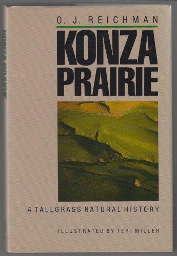 9780700603077: Konza Prairie: A Tallgrass Natural History