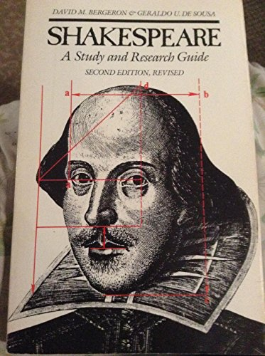 9780700603404: Shakespeare: A Study and Research Guide