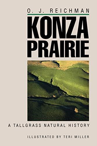 9780700604500: Konza Prairie: A Tallgrass Natural History