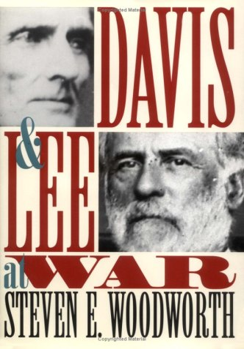 9780700607181: Davis and Lee at War (Modern War Studies)